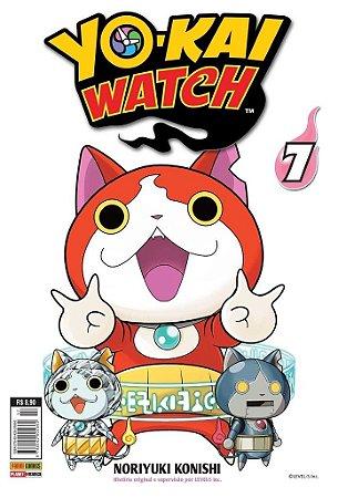 Yo-kai Watch Vol. 7 - Pré-venda