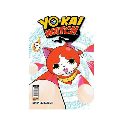 Yo-kai Watch Vol. 9 - Pré-venda
