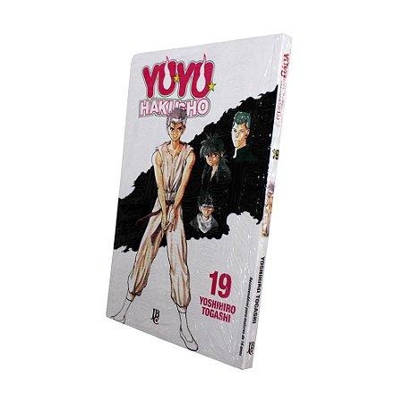 Yu Yu Hakusho Vol. 19