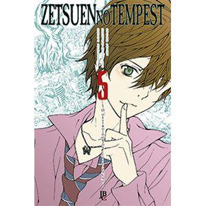 Zetsuen no Tempest Vol. 5 - Pré-venda