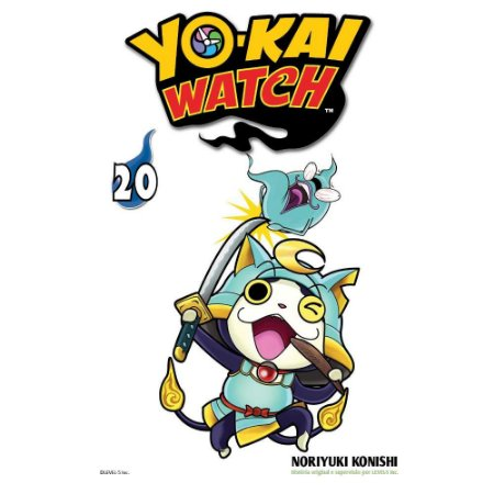 Yo-kai Watch Vol. 20 - Pré-venda