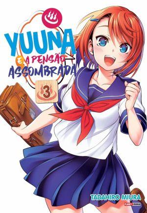 Yuuna e a Pensão Assombrada Vol. 3 - Pré-venda