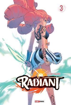 Radiant Vol. 3 - Pré-venda
