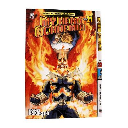 My Hero Academia Vol.  21 e 22