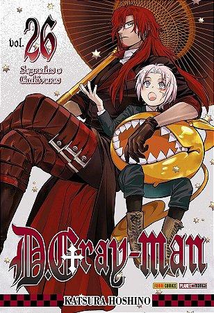 D.Gray-Man Vol.26 - Pré-venda