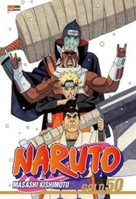 Naruto Gold Vol.50 - Pré-venda