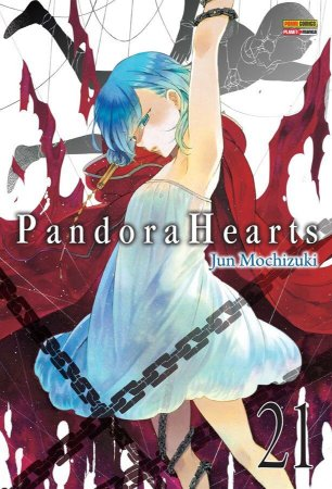 Pandora Hearts Vol.21 - Pré-venda