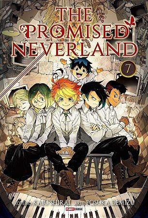 The Promised Neverland Vol.7 - Pré-venda
