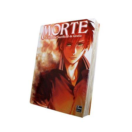 Light Novel Morte Vol. 2 - Pré-venda