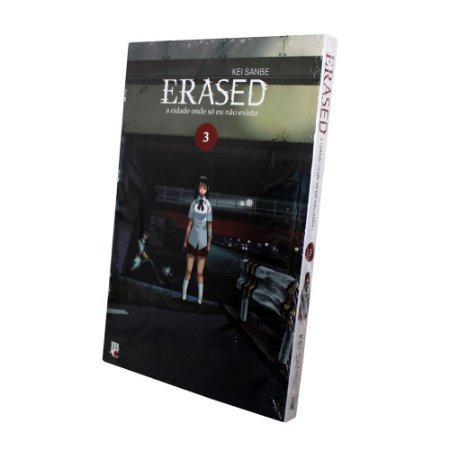 Erased Vol. 3