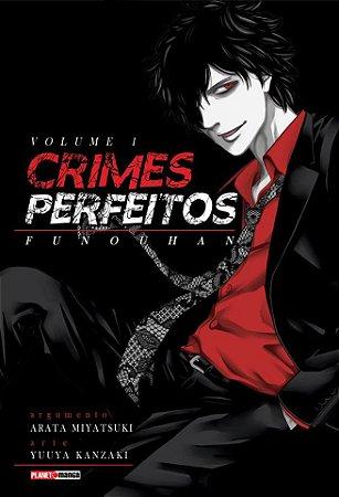 Crimes Perfeitos Vol.1 - Pré-venda