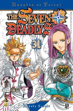 The Seven Deadly Sins Vol.31 - Pré-venda