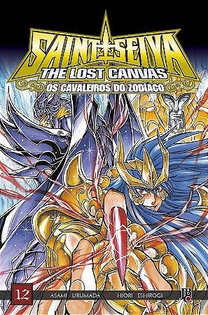Cavaleiros do Zodíaco The Lost Canvas Vol.12 - Pré-venda