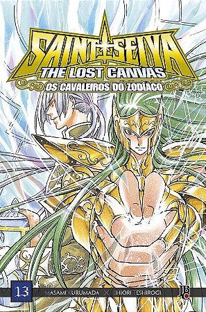 Cavaleiros do Zodíaco The Lost Canvas Vol.13 - Pré-venda