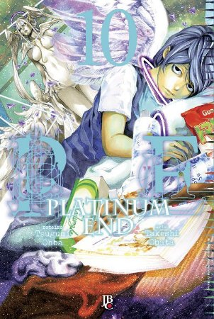 Platinum End Vol. 10