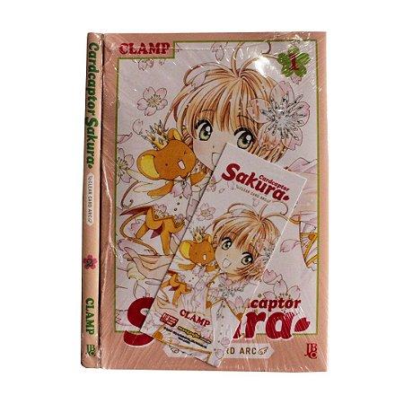Cardcaptor Sakura Clear Card Arc Vol. 1 e 2 - Pré-venda