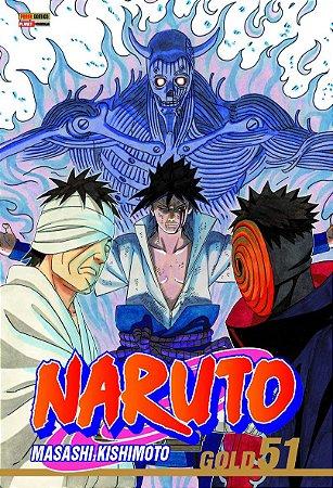 Naruto Gold Vol.51 - Pré-venda