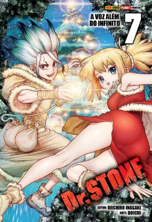 Dr. Stone Vol.7 - Pré-venda