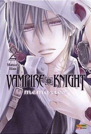 Vampire Knight Memories Vol.2 - Pré-venda