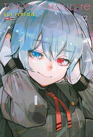 Tokyo Ghoul: re Vol.12 - Pré-venda