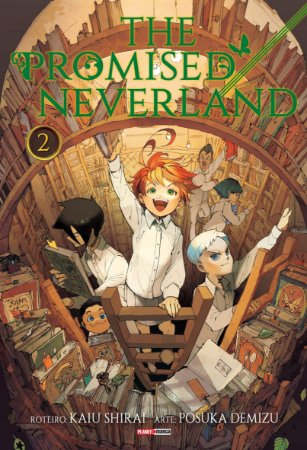 The Promised Neverland Vol. 2 - Pré-venda