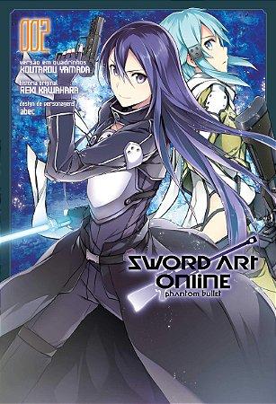Sword Art Online – Phantom Bullet Vol. 2 - Pré-venda
