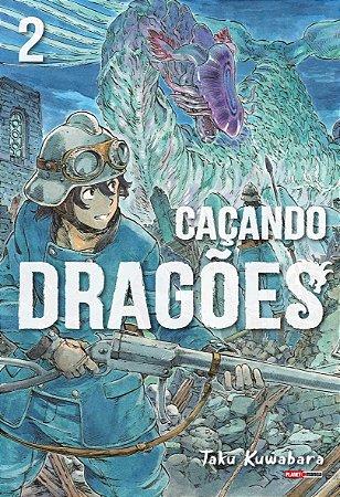 Caçando Dragões Vol. 2 - Pré-venda