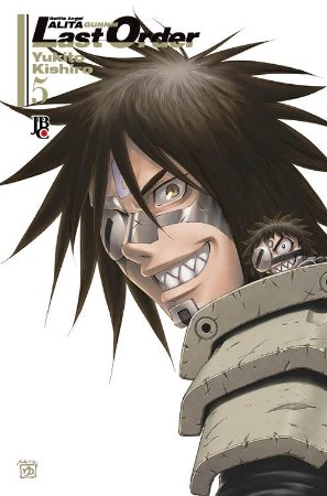 Battle Angel Alita - Last Order Vol. 5 - Pré-venda