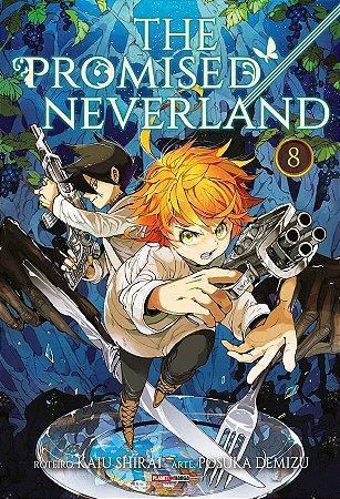The Promised Neverland Vol.8 - Pré-venda