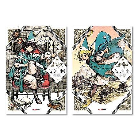 Atelier of Witch Hat Vol.1 e 2 - Pré-venda