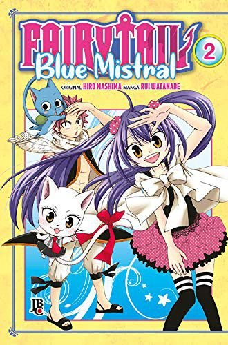 Fairy Tail Blue Mistral Vol. 2 - Pré-venda