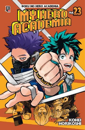My Hero Academia Vol. 23 - Pré-venda