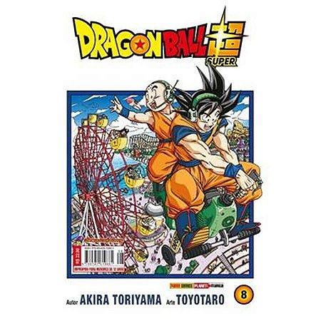 Dragon Ball Super Vol.8 - Pré-venda