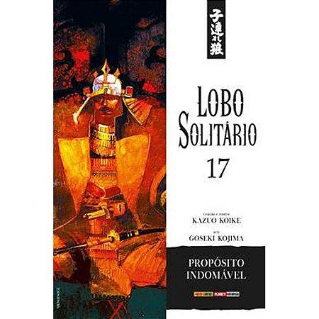 Lobo Solitário Vol. 17 - Pré-venda