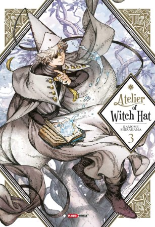 Atelier of Witch Hat Vol.3 - Pré-venda