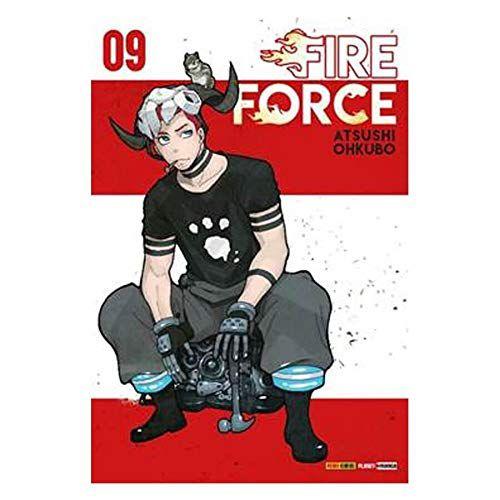 Fire Force Vol. 9 - Pré-venda