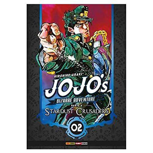 Jojo's Bizarre Adventure Parte 3: Stardust Crusaders Vol. 2 - Pré-venda