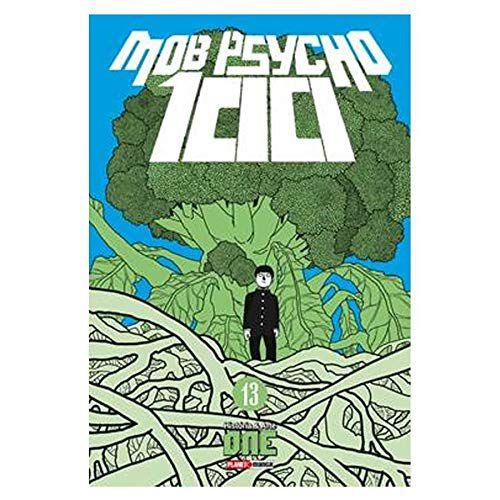 Mob Psycho 100 Vol.13 - Pré-venda