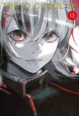 Tokyo Ghoul: re Vol.13 - Pré-venda