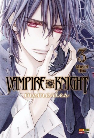 Vampire Knight Memories Vol.3 - Pré-venda