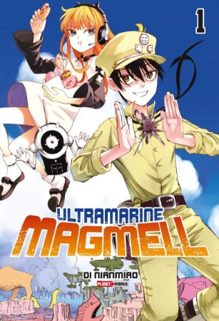 Ultramarine Magmell Vol. 1 - Pré-venda