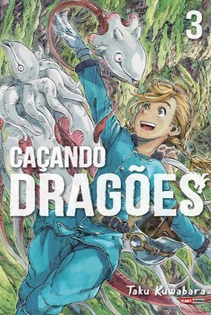 Caçando Dragões Vol. 3 - Pré-venda