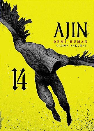 Ajin Vol. 14 - Pré-venda
