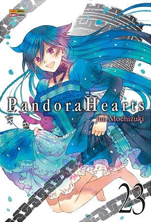 Pandora Hearts Vol.23 - Pré-venda