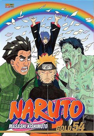 Naruto Gold Vol. 54 - Pré-venda