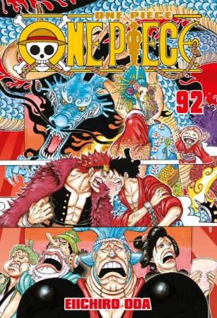One Piece Vol. 92 - Pré-venda