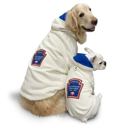 Moletom para Cachorros Mayonnaise