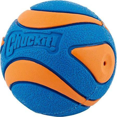 Brinquedo para Cachorros Bola Ultra Squeaker Apito Chuckit