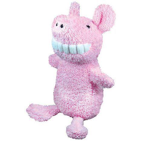 Brinquedo para Cachorro Pelúcia Dentinho Porco