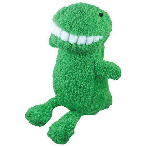 Brinquedo para Cachorro Pelúcia Dentinho Dinossauro